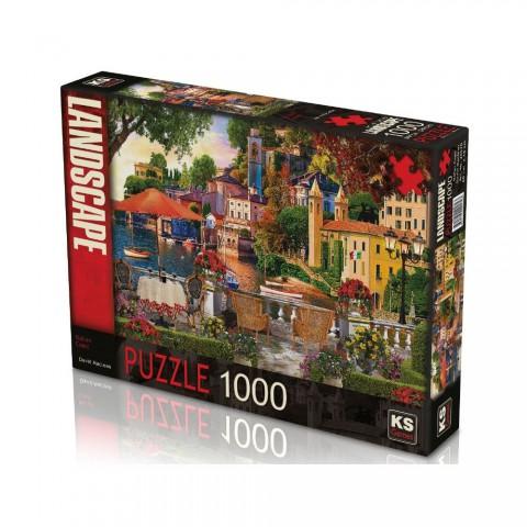Ks Games 1000 Parça Puzzle Italian Coast 20570