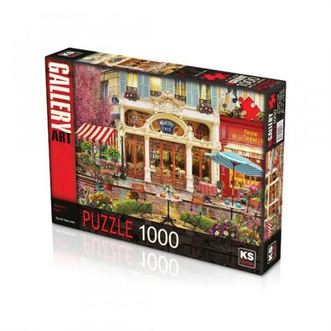Ks Games 1000 Parça Puzzle Majestic Cafe 20566