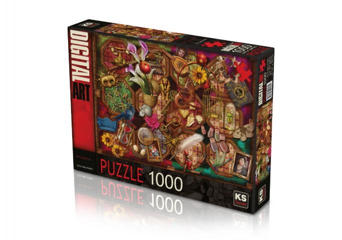 Ks Games 1000 Parça Puzzle The Collection 20564