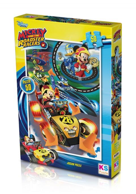 Ks Games 50 Parça Mickey Mouse Puzzle