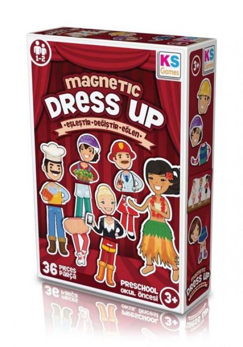 Ks Games-Magneto Dress Up