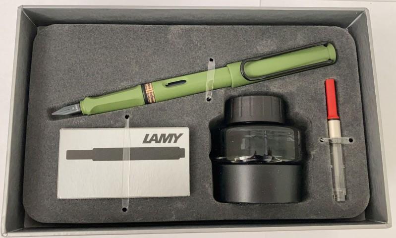 Lamy Safari Dolma Kalem Seti Savannah Green 41SDS-M