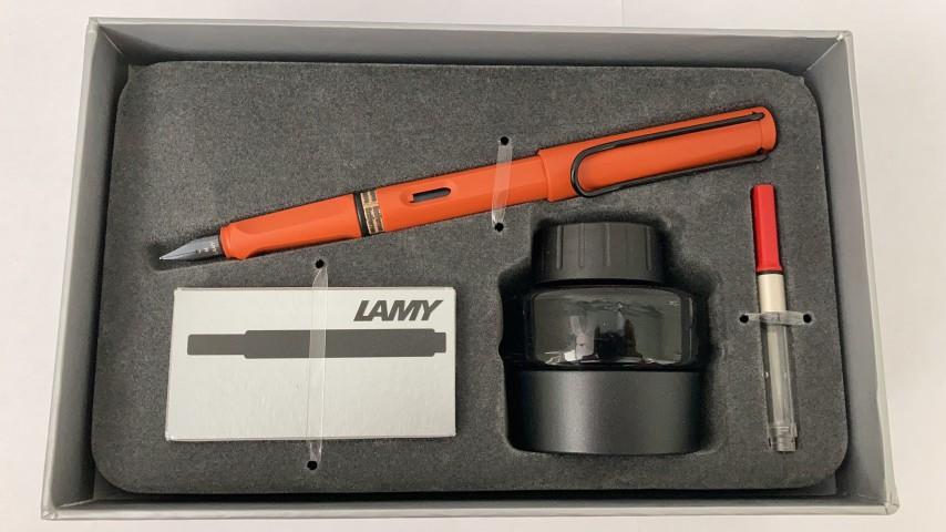 Lamy Safari Dolma Kalem Seti Terra 41 TDS-M