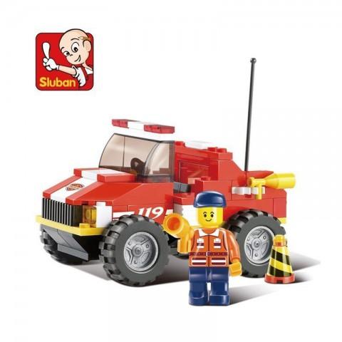 Lego Fire 118 Parça Sluban - 8681241062280