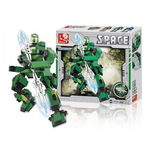 Lego Space 264 Parça Sluban - 8681241062068
