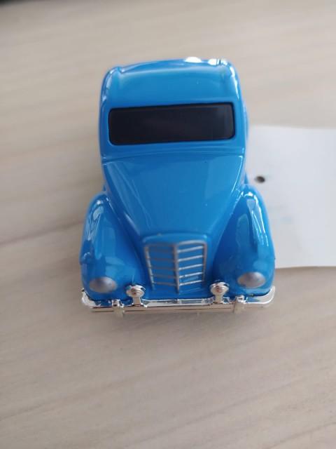 Mini Marjinal Araba Mavi 6664-01