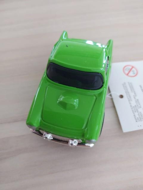 Mini Marjinal Araba Yeşil 6664-01