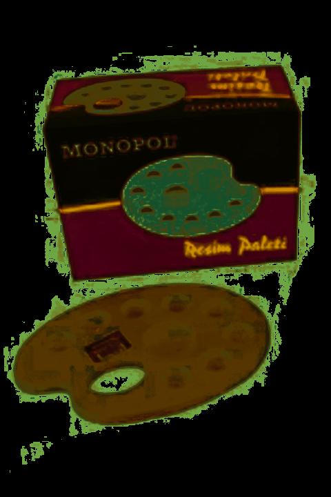 Monopol 1507 Resim Paleti Beyaz