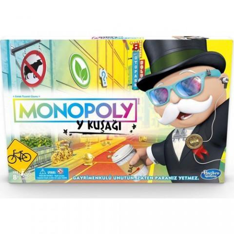Monopoly Hasbro Y Kuşağı