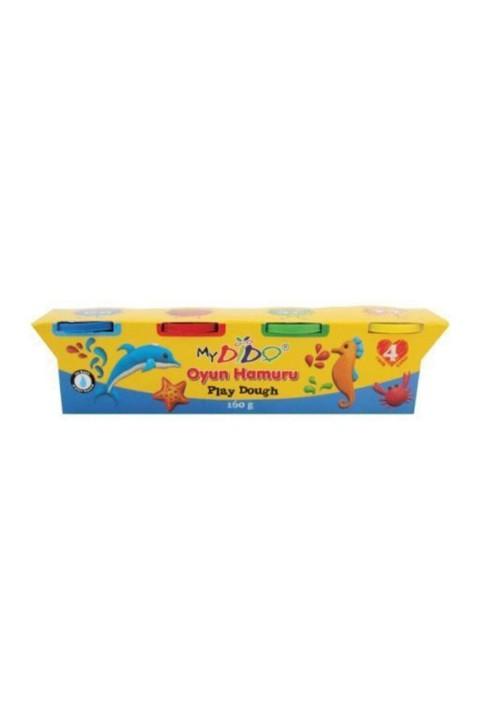 Mydido Mini Oyun Hamuru 4 Renk 160 g