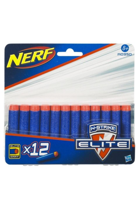 Nerf Hasbro A0350 N-strike Elite 12'li Yedek Paket