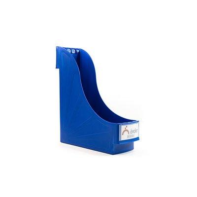 Önder A4 Kırılmaz Plastik Magazinlik Mavi 1150-1