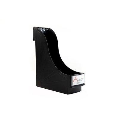 Önder A4 Kırılmaz Plastik Magazinlik Siyah 1150-3