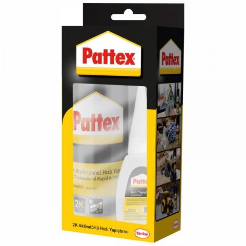 Pattex Sprey Yapıştırıcı MDF Aktivatör 100 ML+17 ML