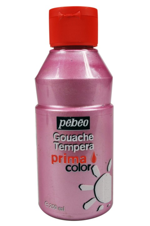 Pebeo Primacolor Guaj Boya 250 Ml Turmalin Kırmızı