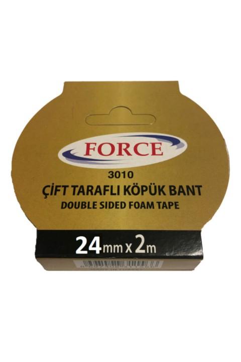 Picador Force Çift Taraflı Köpük Bant 24 mm x 2mt