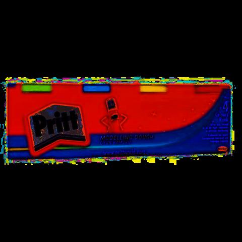 Pritt Oyun Hamuru 4 Renk 4x100 Gr