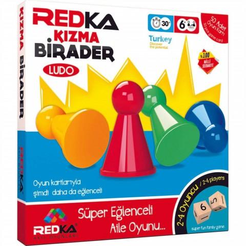 Redka Kızma Birader Eğlenceli Aile Oyunu