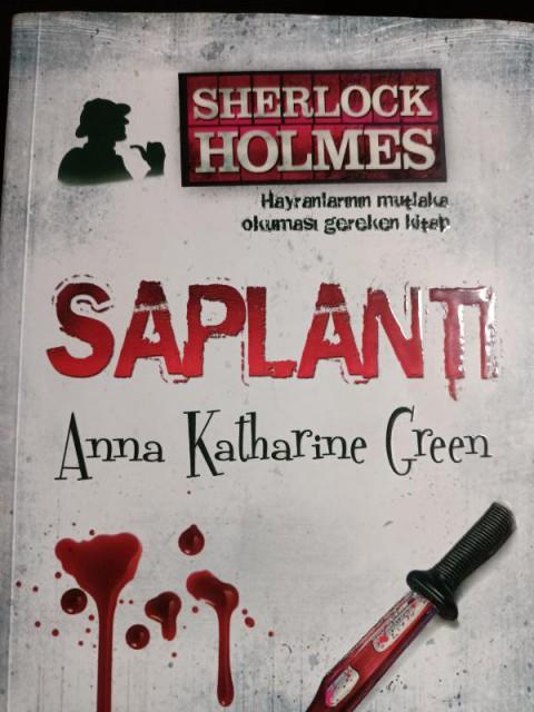 Saplantı - Sherlock Holmes
