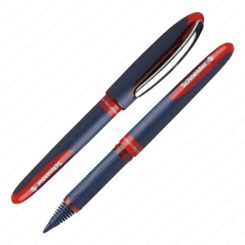 Schneider One Business 0,6mm Roller Kırmızı Kalem