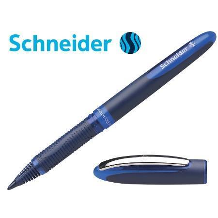 Schneider One Business 0,6mm Roller Mavi Kalem
