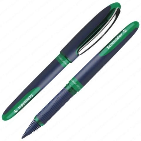 Schneider One Business 0,6mm Roller Yeşil Kalem