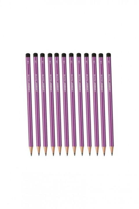 Stabilo Pencil 68 Lila Kurşun Kalem 2b 12 Adet