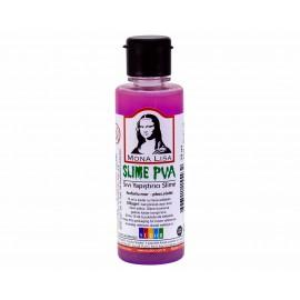 Südor Sıvı Yapıştırıcı 70 ml Slime Mona Lisa SL0116 - Fosfor Mor
