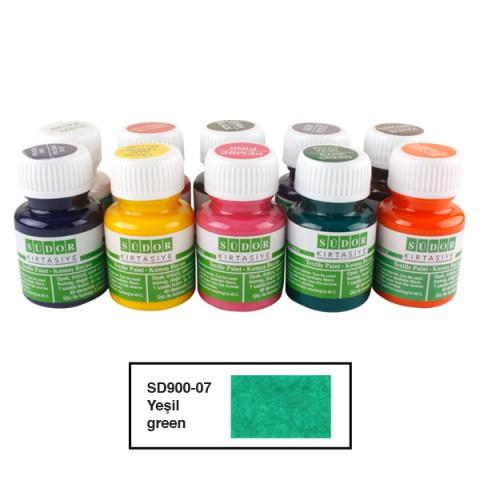 Südor Textıle Color ( Kumaş Boyası ) 25 ML 10LU PAKET ÇEŞİTLERİ