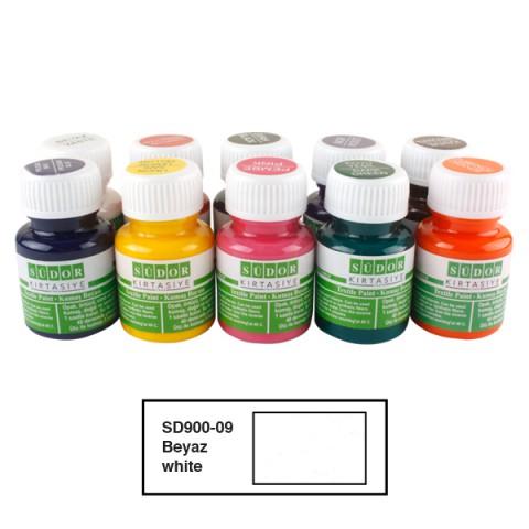 Südor Textıle Color ( Kumaş Boyası ) 25 ML BEYAZ