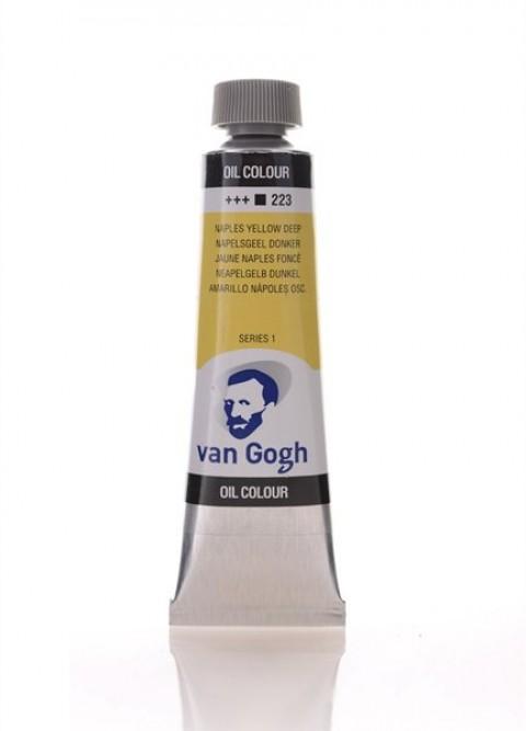 Talens Van Gogh Yağlı Boya 40ml - Naples Yellow Deep 223