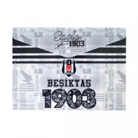 Timon Beşiktaş Çıtçıtlı Dosya 12' Li Set