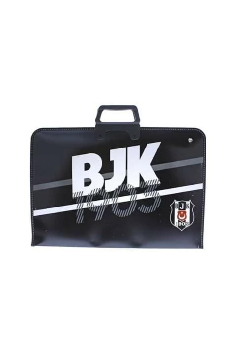 Timon Beşiktaş Tasarım Proje Çantası 38x55