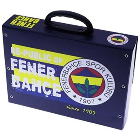 Timon Fenerbahçe Lisanslı Saplı Okul Klasörü Lacivert