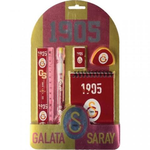 Timon Galatasaray 5 Parçalı Kırtasiye Seti