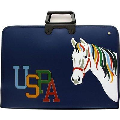 U.S. Polo Assn. 35 x 50 cm Proje ve Resim Çantası 9007
