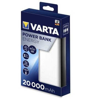 Varta Power Bank Energy 20000 Mah