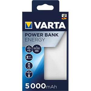 Varta Power Bank Energy 5000 Mah