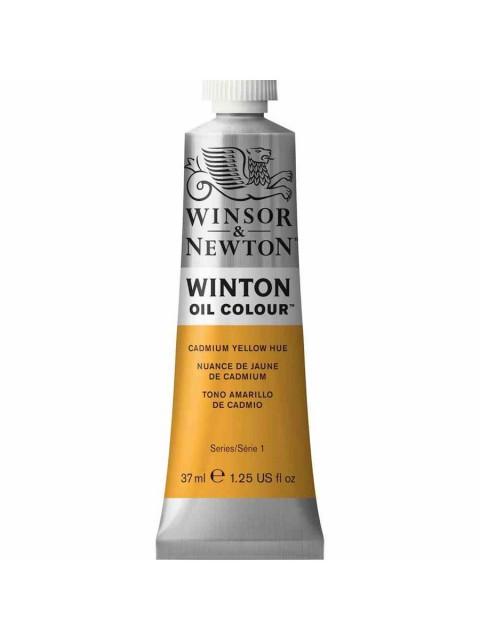 Winsor Newton Yağlı Boya 37ml 109 Cadmium Yellow Hue (9)