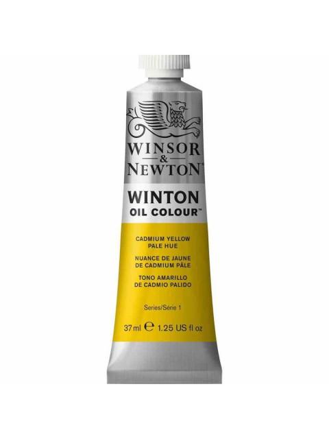 Winsor Newton Yağlı Boya 37ml 119 Cadmium Yellow Pale Hue (8)