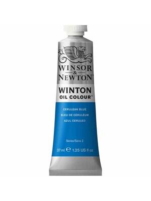 Winsor Newton Yağlı Boya 37ml 138 Cerulean Blue Hue (10)