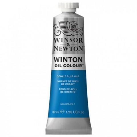 Winsor Newton Yağlı Boya 37ml 179 Cobalt Blue Hue (15)