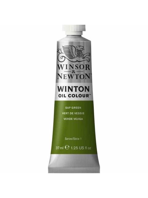 Winsor Newton Yağlı Boya 37ml 599 Sap Green (37)