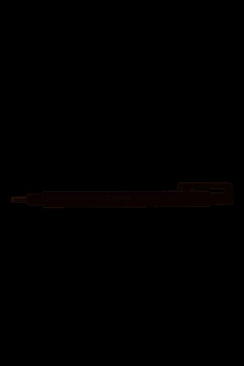 Zero Basmalı Kalem Silgi 2,3mm - Siyah 199730